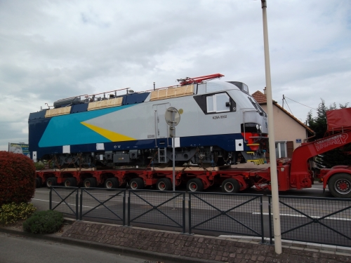 locomotives KZ8A,locomotives alstom