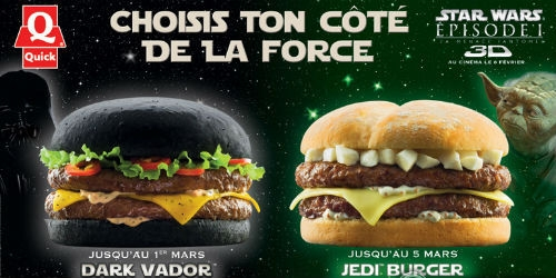 Star War Burger, burger quick