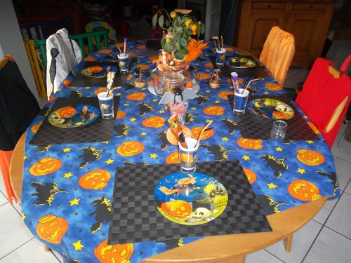 decoration enfant halloween,