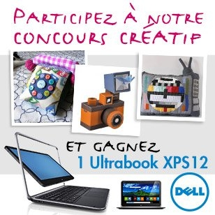 dell,concours, marie claire idee